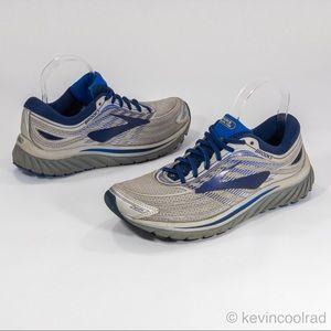 Brooks Glycerin 15 Running Shoes Blue 1102581D046